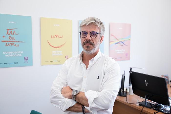 Pedro Jorge Silva, diretor de recursos humanos da SCML