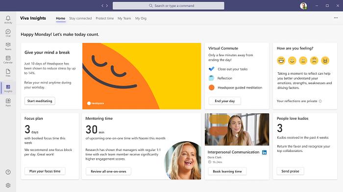 Microsoft lança plataforma Viva para capacitar colaboradores