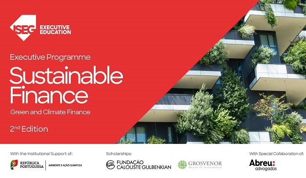 Sustainable Finance - sustentabilidade nas empresas