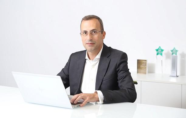 Eduardo Correia, diretor de recursos humanos do Credibom