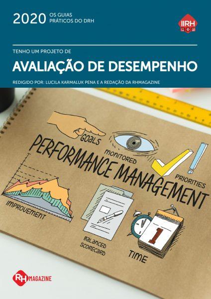 Capa Guia Avaliação de desempenho